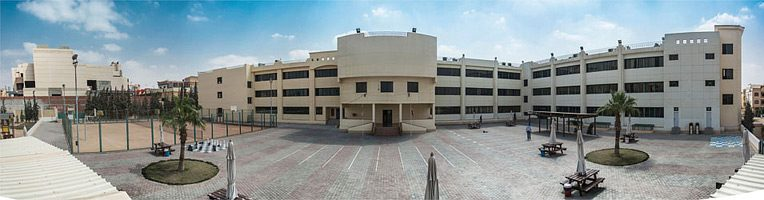 Lycée international Honoré de Balzac, Le Caire