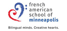 French American School of Minneapolis logo