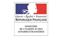 Logo du ministère de l'Europe et des Affaires étrangères