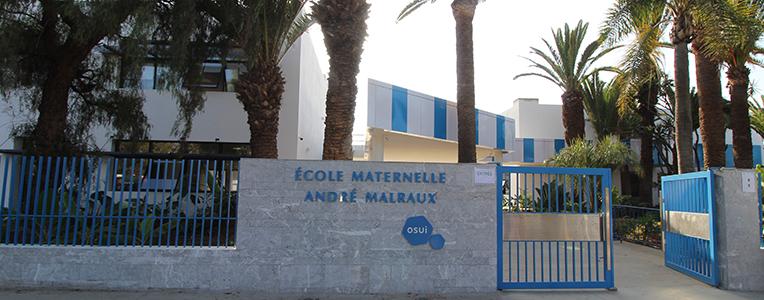 Lycée OSUI André Malraux