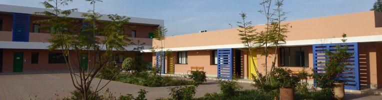 Groupe scolaire OSUI Jacques Majorelle de Marrakech