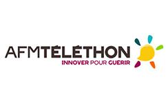 Logo AFM-Téléthon
