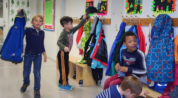 La rentrée à l'Ecole Mlf-Areva de Rauma (Finlande) ©mlfmonde/école Mlf-Areva/DR
