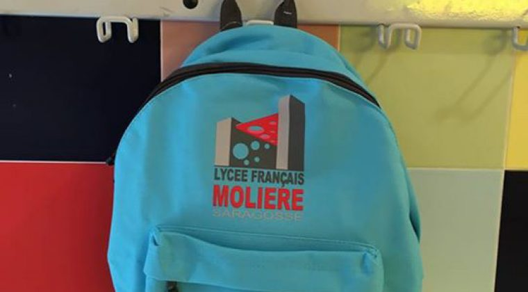 Lycée Molière Mlf de Saragosse ©mlfmonde/lycée molière de saragosse/DR