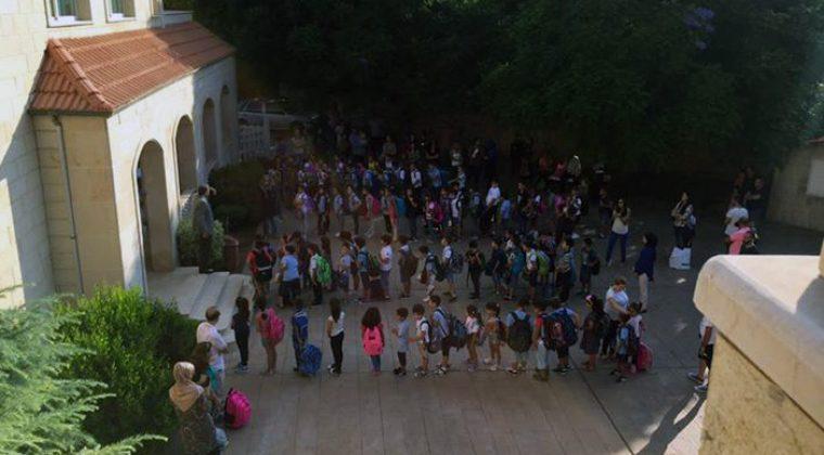 La rentrée au Lycée français international Elite de Tyr (Liban) ©mlfmonde/aflec/DR