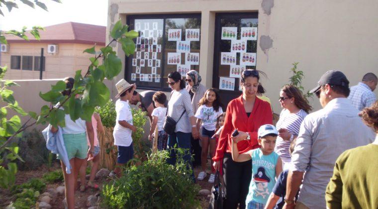 Projet permaculture (Marrakech) – 2016