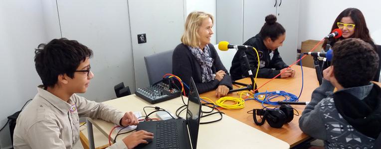 Bang radio, webradio (El Jadida), 2 décembre 2016