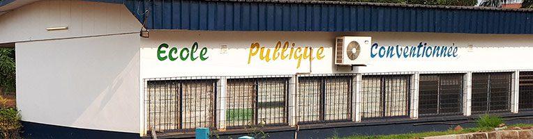 Ecole publique conventionnée de Franceville 2017