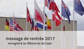 Message de rentrée du directeur général mlfmonde 2017
