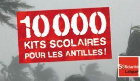 Appel aux dons SL- Antilles