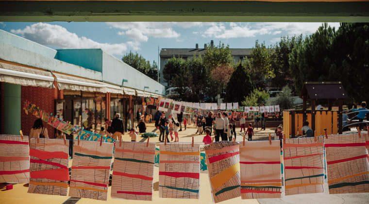 ©Keko Rangel, Lycée Molière, Villanueva de la Cañada
