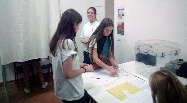 Elections des délégués, Flporence, octobre 2017