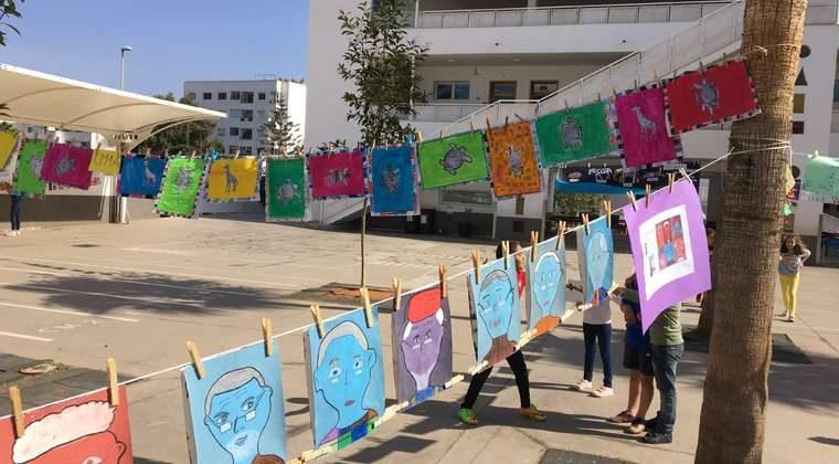 Lycée André Malraux, Rabat