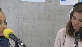 Webradio,l ycée français Stavanger, 6 octobre-2017