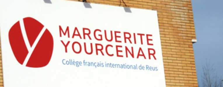Collège français international de Reus Marguerite Yourcenar 2017