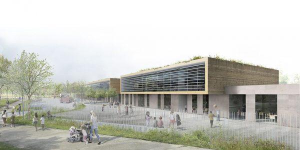 Projet architectural du futur lycée français de Palma