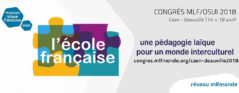 congrès mlfmonde 2018