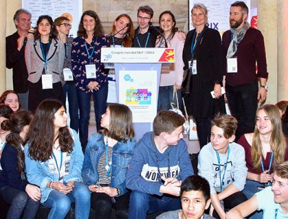 Congrès Mlf/OSUI, Caen-Deauville, avril 2018