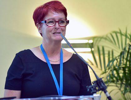 Pascale Toscani, séminaire des écoles d'entreprises, juillet 2018