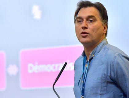 Pierre Cieutat, séminaire des écoles d'entreprises, juillet 2018