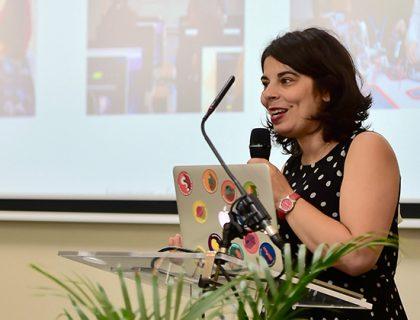 Ange Ansour, séminaire des écoles d'entreprises, juillet 2018