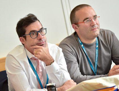 Séminaire des écoles d'entreprise, Chantilly, juillet 2018