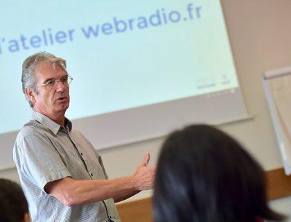 Thierry Riera, séminaire des écoles d'entreprises, juillet 2018