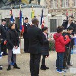 Lecture-hist-de-la-brigade-marocaine-par-les-enfants-des-2-écoles