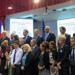 cérémonie de commémoration du 11 novembre, école française internationale de Djeddah, réseau mlfmonde 2018