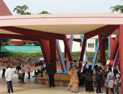 Lycée international Louis Massignon, Abidjan, mars 2019