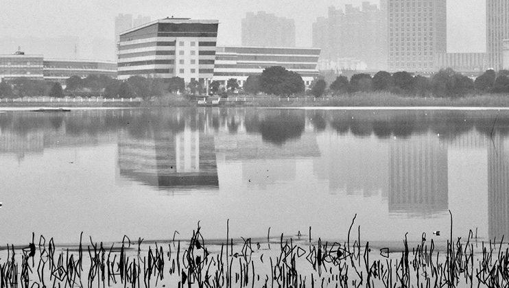 Wuhan, par un élève de maternelle