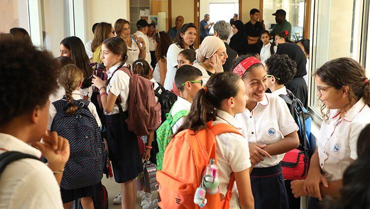 lycée français international AFLEC de Dubaï
