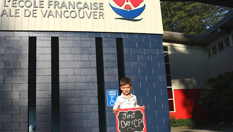 Cousteau école française internationale de Vancouver