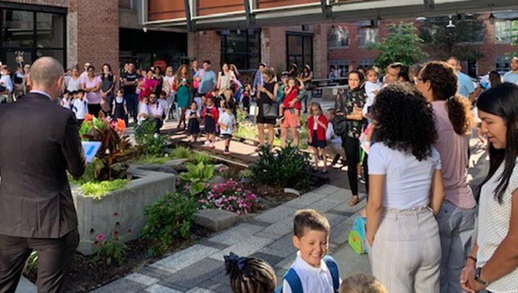 Tessa international school, Hoboken