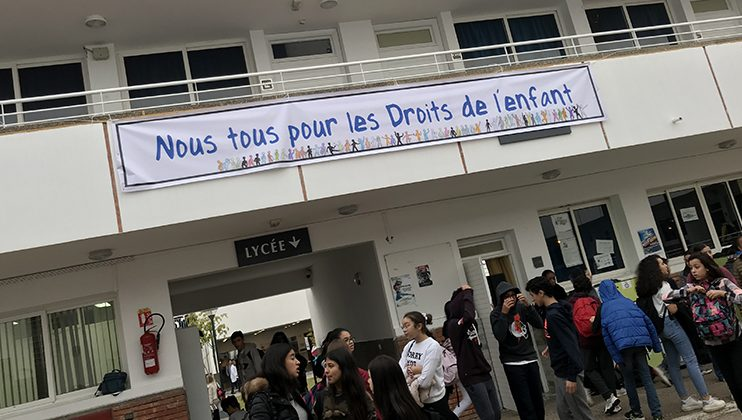 L'OSUI fête la CIDE – Rabat