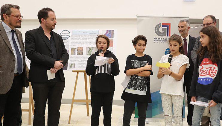 Experts et élèves