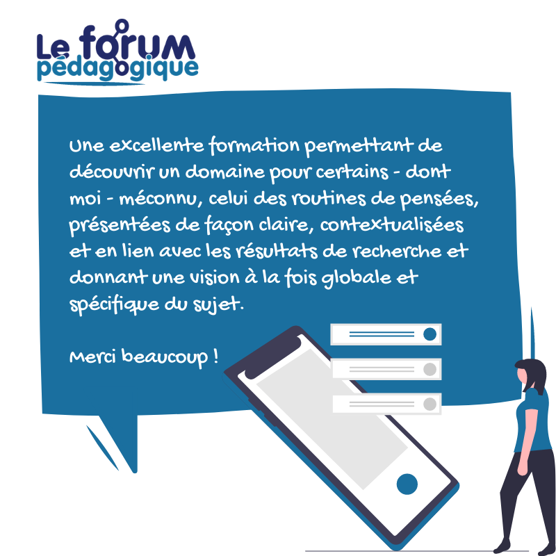 citation forum pédagogique