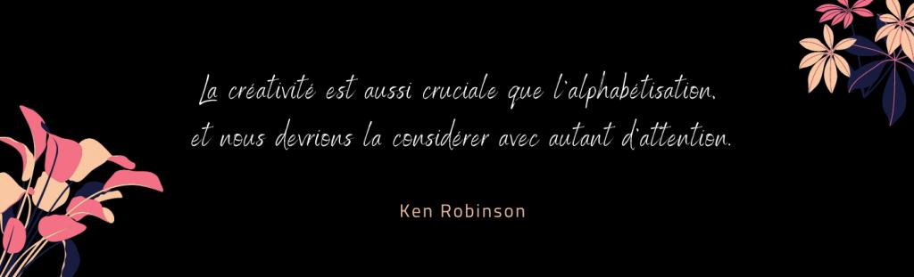 Hommage à Ken Robinson - Mlf - ccitation