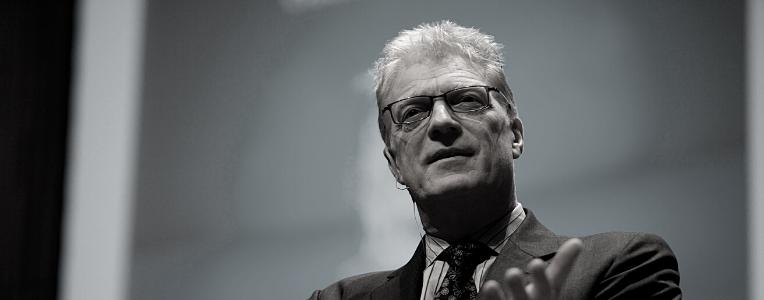 Hommage à Ken Robinson - banniere