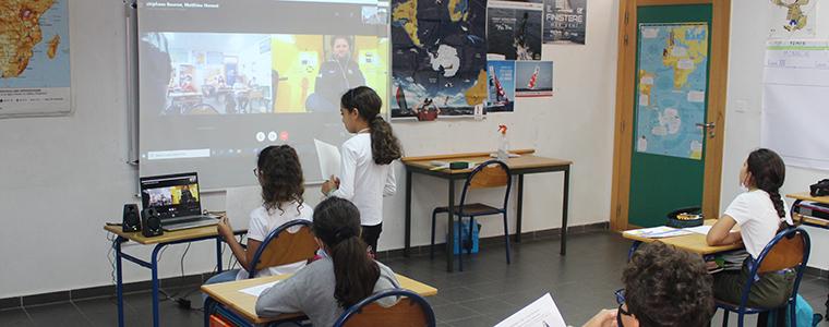 Le Vendée Globe en classe