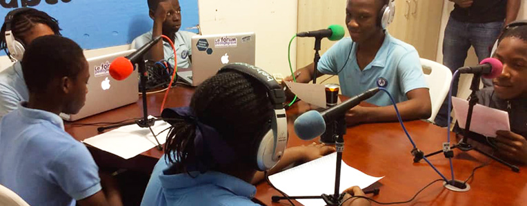 webradio-Haiti-Saint-Marc