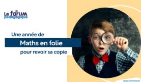 math en folie sur le forum pédagogique