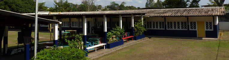 Ecole primaire Mlf Comilog de Moanda (Gabon)