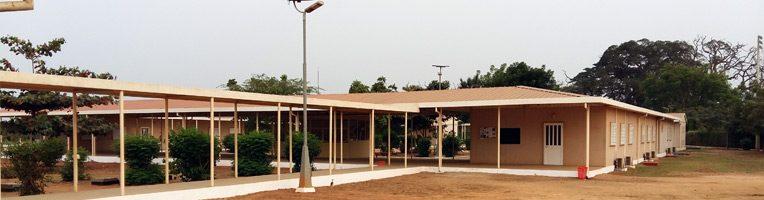 Ecole Eiffel de Caxito - 2016/2017