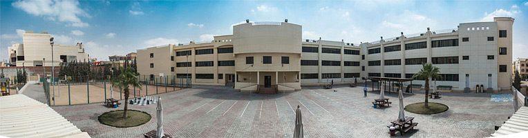 Lycée international Honoré de Balzac, Le Caire