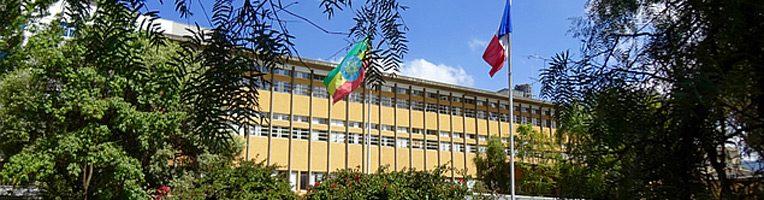 Lycée franco-éthiopien Guébré-Mariam Mlf