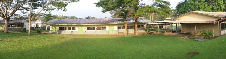 Lycée Henri Sylvoz de Moanda (Gabon)