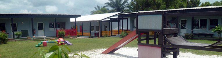 Ecole Yenzi Shell-Gabon