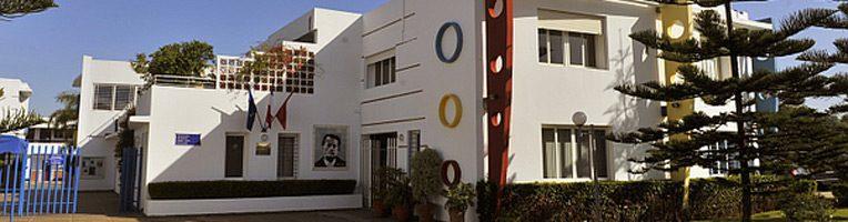 Lycée OSUI André Malraux de Rabat