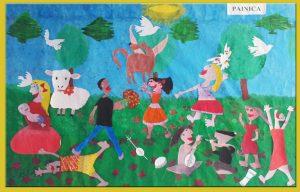 Painica, par les CM2 du Lycée Montaigne